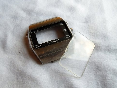 Omega Constellation LCD - Originalzustand