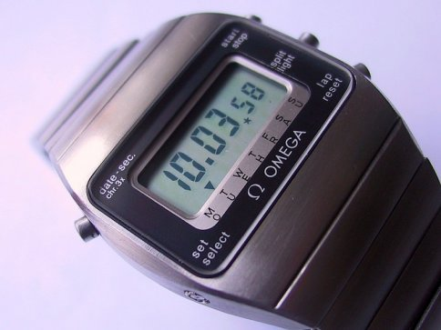 Omega Constellation LCD - Restauriert